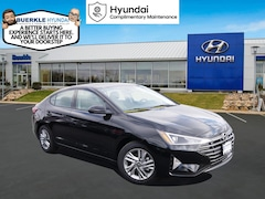 New 2020 Hyundai Elantra Value Edition Sedan for sale in St Paul, MN at Buerkle Hyundai
