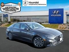 New 2020 Hyundai Sonata Limited Sedan 5NPEH4J23LH014021 for Sale in St Paul, MN at Buerkle Hyundai