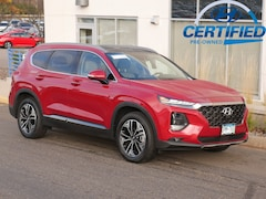 2020 Hyundai Santa Fe Limited 2.0T SUV for Sale in St Paul, MN at Buerkle Hyundai