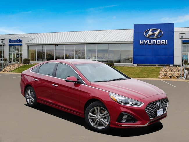 New 2019 Hyundai Sonata Limited Sedan For Sale Near Brooklyn Park