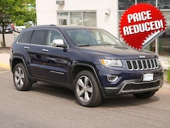Used 2015 Jeep Grand Cherokee SUV 1C4RJFBG8FC227185 for sale in St Paul, MN at Buerkle Hyundai