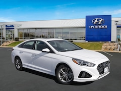 New 2019 Hyundai Sonata Limited Sedan 5NPE34AF7KH821898 for Sale in St Paul, MN at Buerkle Hyundai
