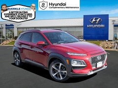 New 2020 Hyundai Kona Limited SUV KM8K3CA54LU508539 for sale in St Paul, MN at Buerkle Hyundai