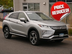 Used 2018 Mitsubishi Eclipse Cross CUV JA4AT5AA4JZ046678 for sale in St Paul, MN at Buerkle Hyundai
