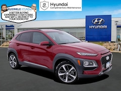 New 2020 Hyundai Kona Limited SUV KM8K33A55LU399511 for sale in St Paul, MN at Buerkle Hyundai