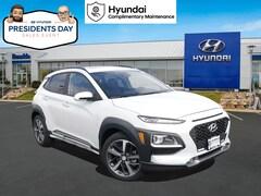 New 2020 Hyundai Kona Limited SUV KM8K3CA53LU442078 for sale in St Paul, MN at Buerkle Hyundai