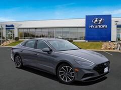 New 2020 Hyundai Sonata Limited Sedan 5NPEH4J23LH012964 for Sale in St Paul, MN at Buerkle Hyundai