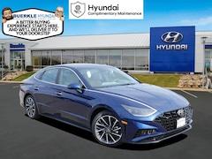 New 2020 Hyundai Sonata Limited Sedan 5NPEH4J27LH040573 for Sale in St Paul, MN at Buerkle Hyundai
