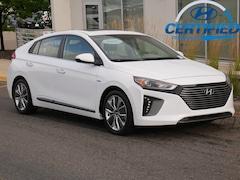 Used 2019 Hyundai Ioniq Hybrid Limited Hatchback St Paul Minnesota