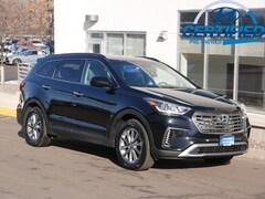 2018 Hyundai Santa Fe SE SUV for Sale in St Paul, MN at Buerkle Hyundai