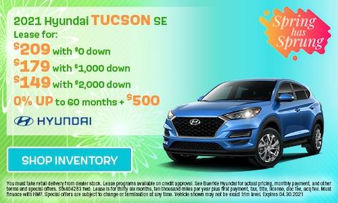 April 2021 Tucson Special