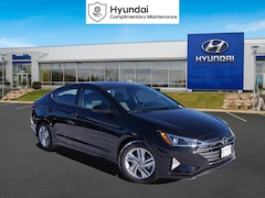 New 2020 Hyundai Elantra Value Edition Sedan St Paul