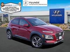 New 2020 Hyundai Kona Limited SUV KM8K3CA51LU489917 for sale in St Paul, MN at Buerkle Hyundai