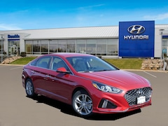 New 2019 Hyundai Sonata SEL Sedan St Paul