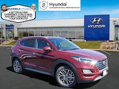 New 2020 Hyundai Tucson Limited SUV KM8J3CAL3LU243784 for sale in St Paul, MN at Buerkle Hyundai