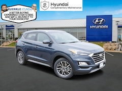 New 2020 Hyundai Tucson Limited SUV KM8J3CAL3LU245230 for sale in St Paul, MN at Buerkle Hyundai