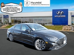 New 2020 Hyundai Sonata Limited Sedan 5NPEH4J2XLH009446 for Sale in St Paul, MN at Buerkle Hyundai