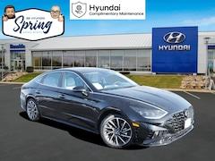 New 2020 Hyundai Sonata Limited Sedan 5NPEH4J2XLH009446 for Sale in St Paul, MN at Buerkle Hyundai