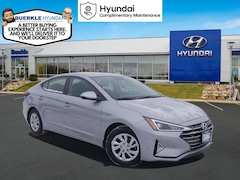 New 2020 Hyundai Elantra SE Sedan for sale in St Paul, MN at Buerkle Hyundai