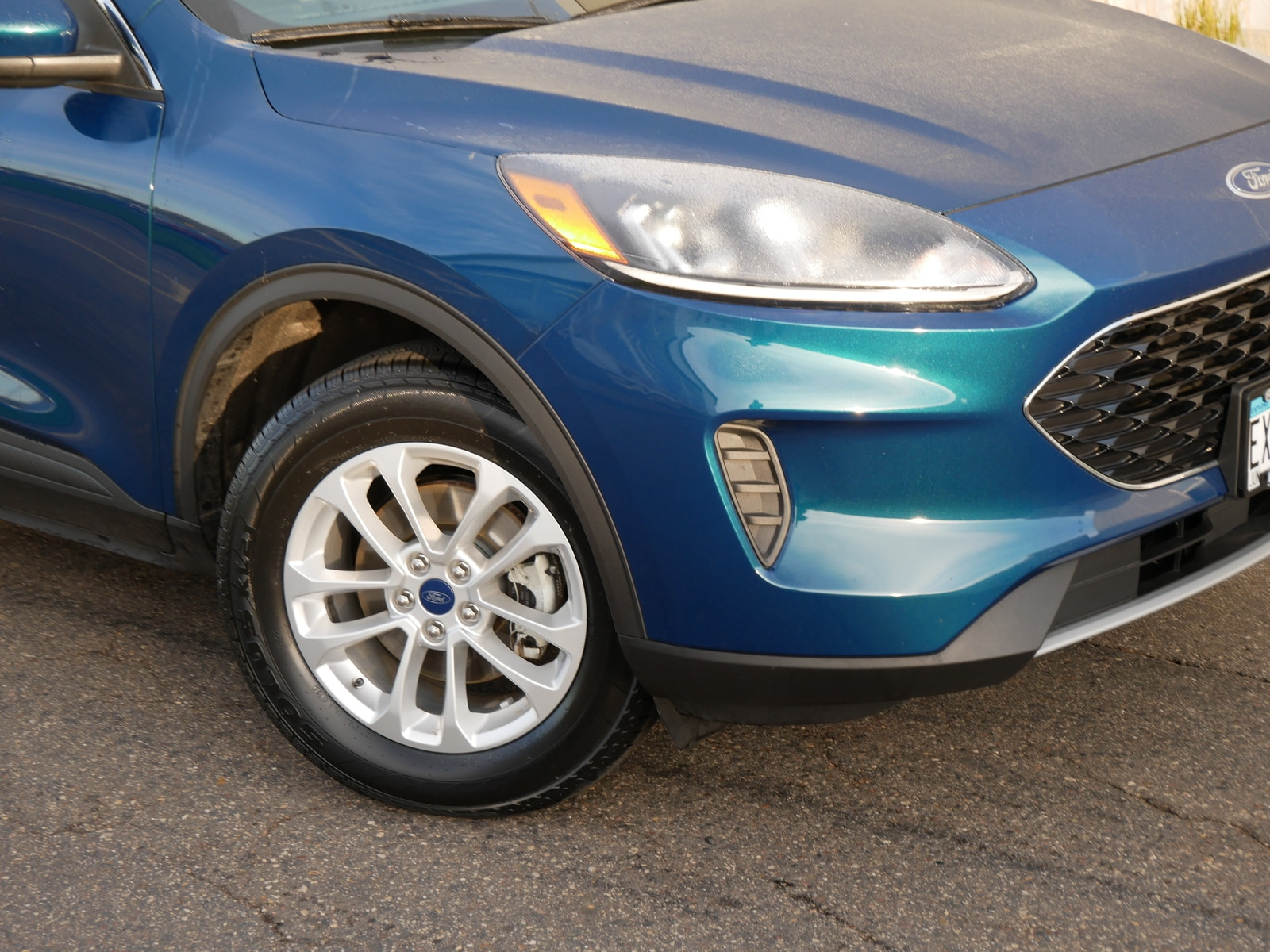 Used 2020 Ford Escape SE with VIN 1FMCU9G65LUB78883 for sale in Saint Paul, Minnesota