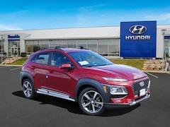 New 2021 Hyundai Kona Limited SUV KM8K3CA5XMU599012 for sale in St Paul, MN at Buerkle Hyundai