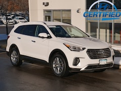 2017 Hyundai Santa Fe Limited SUV for Sale in St Paul, MN at Buerkle Hyundai