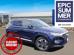 New 2019 Hyundai Santa Fe Limited 2.0T SUV 5NMS5CAA8KH075888 for Sale in St Paul, MN at Buerkle Hyundai