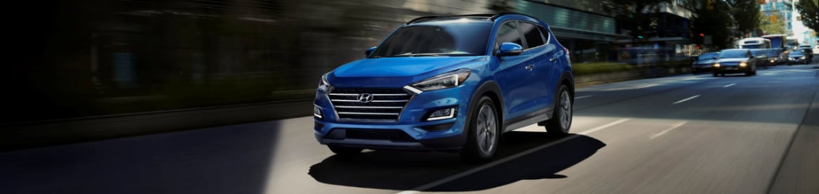 2019 Hyundai Tucson Performance