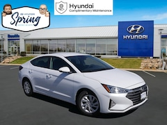 New 2020 Hyundai Elantra SE Sedan for sale in St Paul, MN at Buerkle Hyundai
