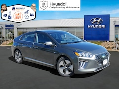 New 2020 Hyundai Ioniq Hybrid Limited Hatchback St Paul