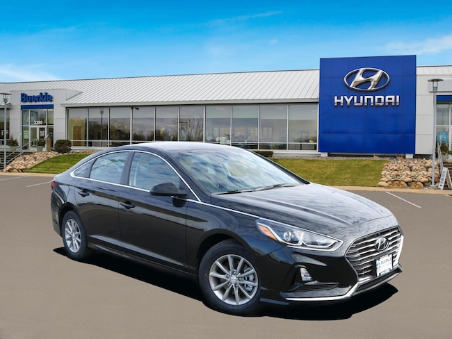 New 2019 Hyundai Sonata SE Sedan For Sale Near Brooklyn Park