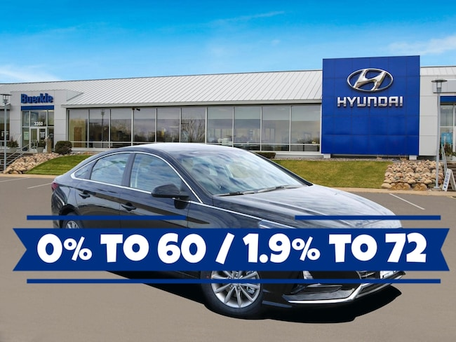 New 2019 Hyundai Sonata SE Sedan For Sale Near Brooklyn Park
