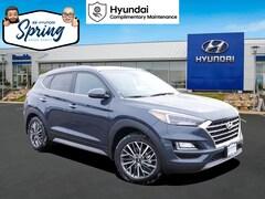 New 2020 Hyundai Tucson Limited SUV KM8J3CALXLU179288 for sale in St Paul, MN at Buerkle Hyundai