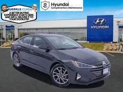 New 2020 Hyundai Elantra Limited Sedan 5NPD84LF3LH559504 St Paul, Minneapolis