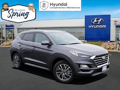 New 2020 Hyundai Tucson Limited SUV KM8J3CAL8LU131692 for sale in St Paul, MN at Buerkle Hyundai