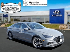 New 2020 Hyundai Sonata Limited Sedan 5NPEH4J21LH005429 for Sale in St Paul, MN at Buerkle Hyundai