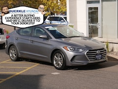 Certified Used 2018 Hyundai Elantra Sedan 5NPD84LF0JH323955 for Sale in St Pau, MN at Buerkle Hyundai