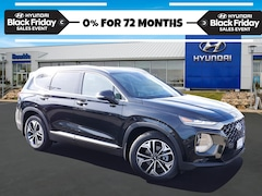 New 2020 Hyundai Santa Fe Limited 2.0T SUV 5NMS5CAA9LH160837 for Sale in St Paul, MN at Buerkle Hyundai