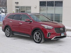 2017 Hyundai Santa Fe Limited Ultimate SUV for Sale in St Paul, MN at Buerkle Hyundai