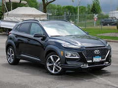 2021 Hyundai Kona Ultimate SUV for Sale in St Paul, MN at Buerkle Hyundai