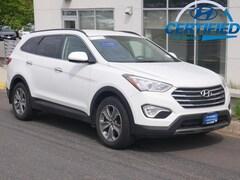 Certified Used 2016 Hyundai Santa Fe SUV KM8SMDHF9GU163435 for Sale in St Pau, MN at Buerkle Hyundai