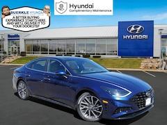 New 2020 Hyundai Sonata Limited Sedan 5NPEH4J2XLH036646 for Sale in St Paul, MN at Buerkle Hyundai