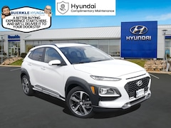 New 2020 Hyundai Kona Limited SUV KM8K3CA53LU442078 for sale in St Paul, MN at Buerkle Hyundai