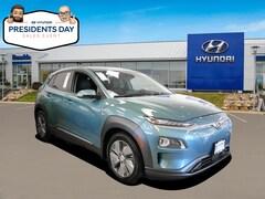 New 2019 Hyundai Kona EV Ultimate SUV 403221 for Sale in St Paul, MN at Buerkle Hyundai