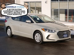 Certified Used 2017 Hyundai Elantra Sedan 5NPD74LF5HH146638 for Sale in St Pau, MN at Buerkle Hyundai