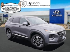 New 2020 Hyundai Santa Fe Limited 2.0T SUV 5NMS5CAA7LH162084 for Sale in St Paul, MN at Buerkle Hyundai