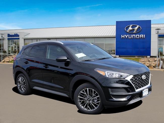 New 2019 Hyundai Tucson SEL SUV For Sale Near Brooklyn Park