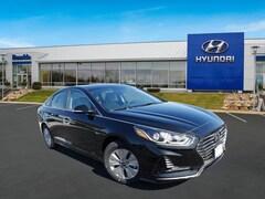 2019 Hyundai Sonata Hybrid SE Sedan
