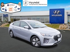 New 2020 Hyundai Ioniq Hybrid Blue Hatchback St Paul