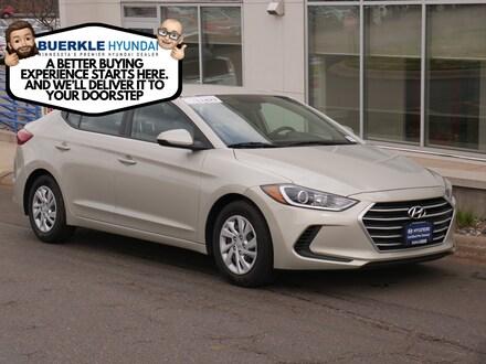2017 Hyundai Elantra SE 2.0L Auto (Alabama) *Ltd Avail* Sedan